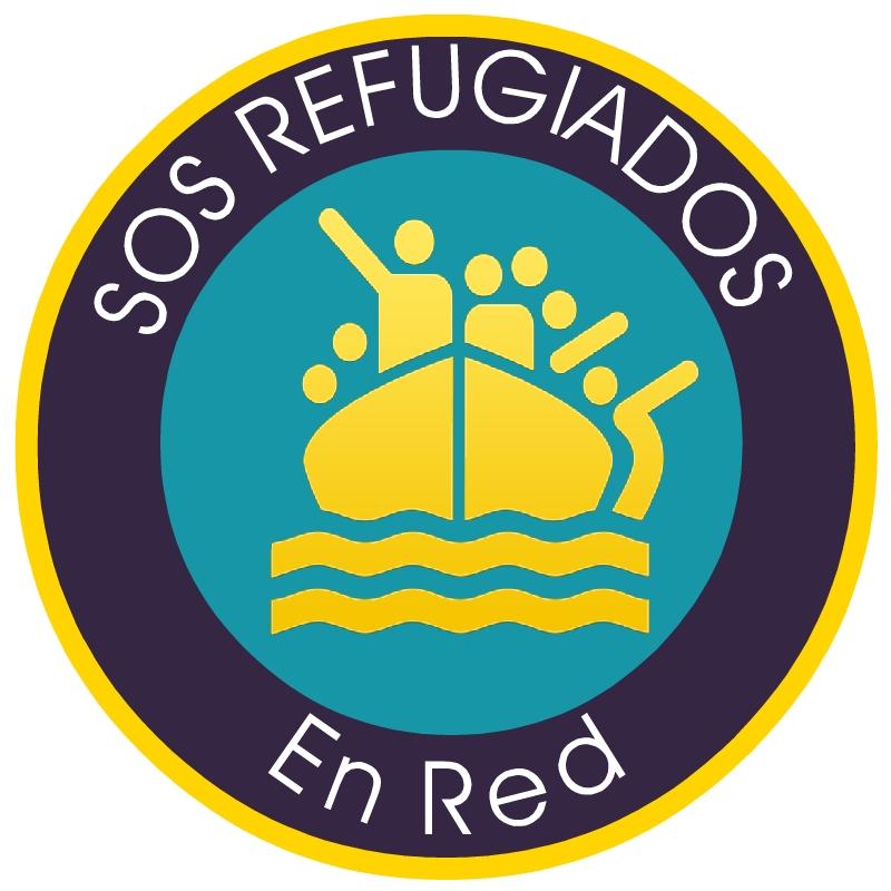 Resultado de imagen de campaña pro-refugiados sos-refugiados atenas